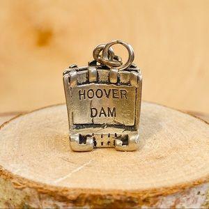 Vintage Charm | Sterling Silver | Hoover Dan
